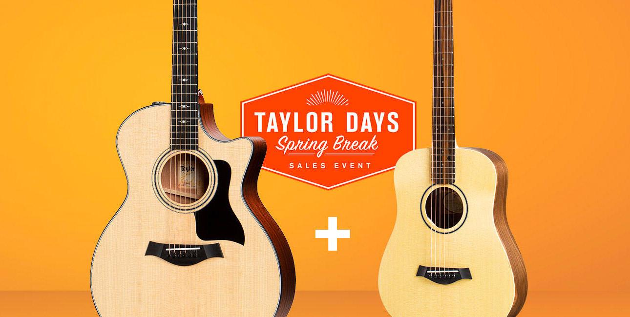 Fantastiska Taylor dagar!