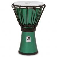 Toca Color Sound Djembe Metallic Green