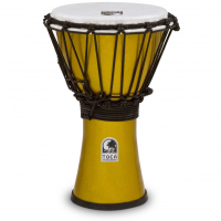 Toca Color Sound Djembe Metallic Yellow