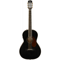 Paramount PM-2E Parlor Black Top Limited