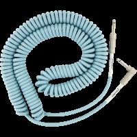 Original Coil Cable 30ft Daphne Blue