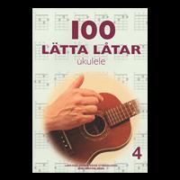 100 Lätta låtar ukulele nr 4