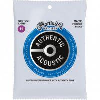 Authentic Acoustic SP Phosphor Bronze 11-52