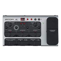 V6 Vocal Processor & microphone