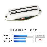 The Chopper DP184W
