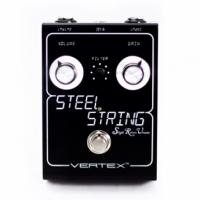 Steel String Clean Drive SRV Black