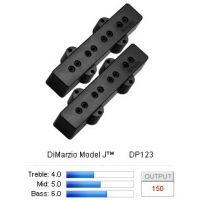 Model J Set DP123BK