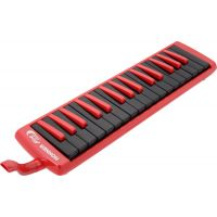 Melodica Fire 32 Red Black