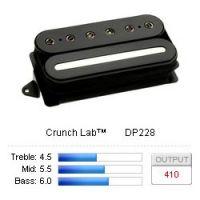 Crunch Lab DP228BK