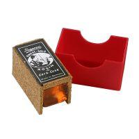 Finest solo Rosin cork case