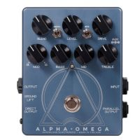 Alpha Omega Distortion