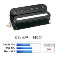 D-Sonic DP207FBK