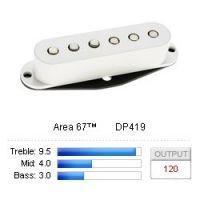 Area 67 DP419W White