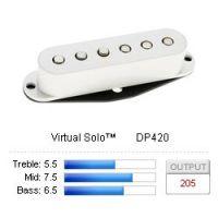 Virtual Solo DP420W White