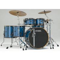 Hyperdrive Custom Maple Shell pack Vintage Blue Metallic
