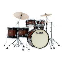 S.L.P Drumkit Dynamic Kapur Black Kapur Burst