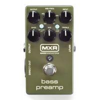 M81 Bass Preamp
