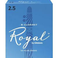 Royal Bb Clarinet 2.5 10-Pack
