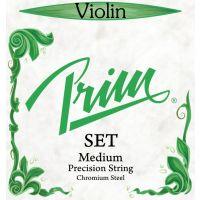 Grön Violin 4/4 Medium set