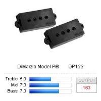 Model P DP122BK