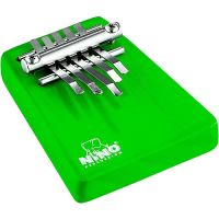 Kalimba Small 5 Tones Green