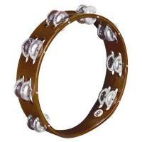 Tambourine Steel African Brown