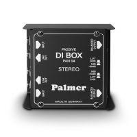 PAN 04 Passive 2-Channel DI Box