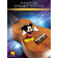 First 50 Disney Songs For Ukulele
