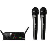 WMS 40 Pro Mini Dual Vocal Set
