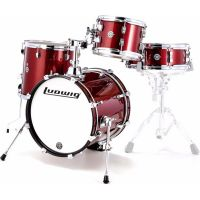 Breakbeats By Questlove Wine Red Sparkle