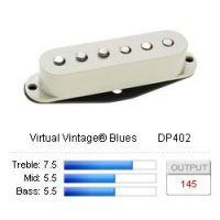 Virtual Vintage Blues DP402W