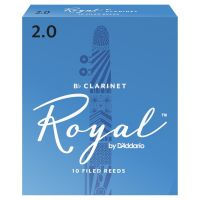Royal Bb Clarinet 2 10-Pack