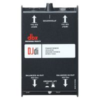 DJdi 2-channel passive DI-box