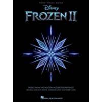 Frozen II Piano-Vocal-Guitar