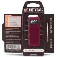 FretWraps 1-Pack HD Wine Burgundy - Small