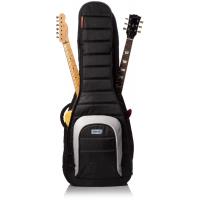 M80 Dual Electric Guitar Case Black