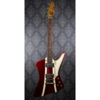 Forty Eight Guitar Metallic Red