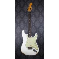 '60 Stratocaster Relic Olympic White