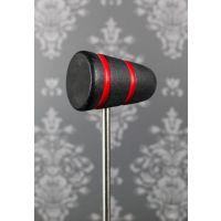Standard Black Red Stripe