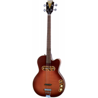 K162 Pro Bass Honey Sunburst