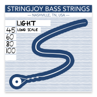 Electric Bass Long Scale 45-100