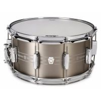 Heirloom Stainless Steel Snare 7x14