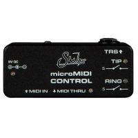MicroMIDI Control