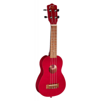 Ukulele Sopran Red Wine