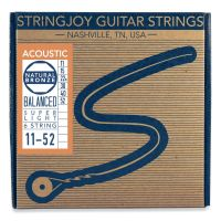 Acoustic Natural Bronze 11-52