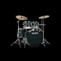 Rhythm Mate Studio 5-Delar Charcoal Mist