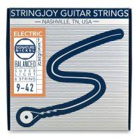 Signature Electric Guitar Super Light 9-42
