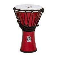 Toca Color Sound Djembe Metallic Red