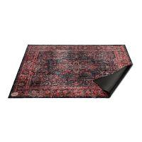 Vintage Persian Black/Red Large